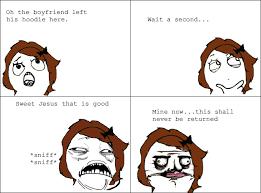Good Boyfriend Meme - boyfriend s hoodie memedroid