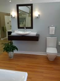 bathroom chic floating bathroom sink black small vanity table