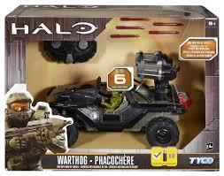 halo 4 warthog amazon com tyco halo warthog oni anti tank radio control vehicle