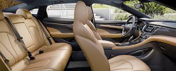 Brown Car Interior 2018 Buick Lacrosse Full Size Luxury Car Gm Fleet
