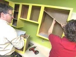 Resurface Cabinets Reface Kitchen Cabinets With New Doors How Tos Diy