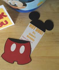 itty bitty ladybugs mickey invitation and thank you
