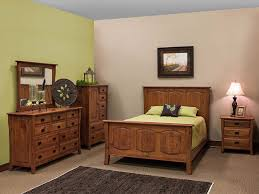 amish custom made bed collections