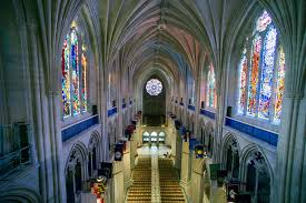 National Cathedral Interior Trump U0027s Inaugural To Include Interfaith Prayer Service Wtop