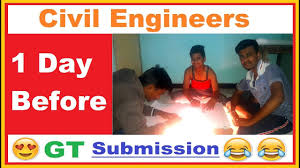Pics For Gt Funniest Text - civil engineers gt submission 1 day before funny and emotional