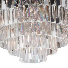 Odeon Crystal Chandelier Timothy Oulton Odeon 5 Ring Chandelier Medium