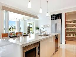 kitchen designs with island and walk in pantry islands design