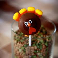 turkey cake pops foodgawker