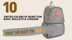 United Luggage by United Colors Of Benetton Bags Wallets U0026 Luggage Collection