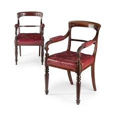 William Iv Dining Chairs Set Of 20 William Iv Scottish Dining Chairs C 1830 Scotland