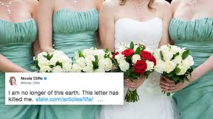 mother of the bride writes offensive letter about daughter u0027s maid
