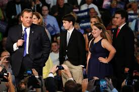 Chris Christie Resume Chris Christie Officially Announces Bid For President Ny Daily News