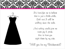 bridesmaid poems to ask you be my bridesmaid poem cards