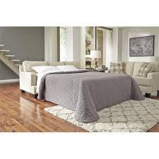 Linen Sleeper Sofa Brielyn Sleeper Sofa In Linen 6140239