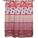 Cherry Blossom Curtains Amazon Com Simply Shabby Chic U0026reg Cherry Blossom Shower Curtain