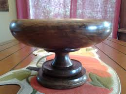 Free Wood Lathe Project Plans by Wooden Nut Bowl Woodworking Plan Free Woodworking Plans From