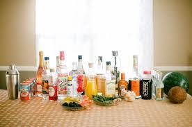 Cocktail Parties Ideas - party idea a create your own cocktail bar lark lace a