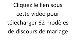 exemple discours mariage original avis livre 62 modèles discours de mariage robert leroy ebook pdf