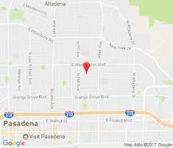 pasadena ca map and pasadena locksmith service pasadena ca 626 537 3961