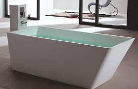 torino free standing stone bath faroe