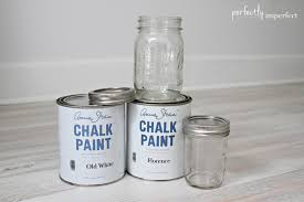 mixing your own chalk paint colors perfectly imperfect blog