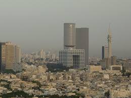 panoramio photo of tel aviv skyline by angel jimenez