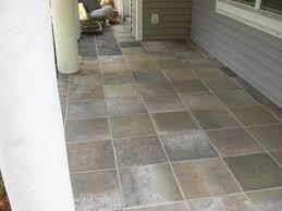 Backyard Tile Ideas Design For Outdoor Slate Tile Ideas 24103