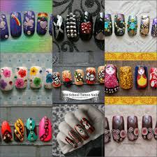 apple nail artnailnailsart the little canvas the beauty buffs