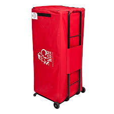 shop treekeeper 58 in x 20 in polyester christmas tree storage