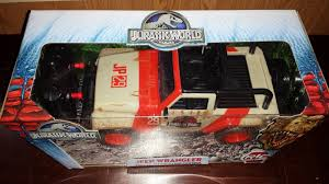 Jurassic World Jeep Wrangler Radio Control Jp29 Park Vehicle R C