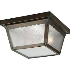Flush Mount Cage Light Lighting Fixtures Controls And Accessories Residential