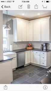 kitchen floor tiling ideas best 15 slate floor tile kitchen ideas gray tile floors modern