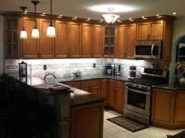 Best My Kitchen Images On Pinterest Kitchen Cherry Kitchen - Brown cabinets kitchen