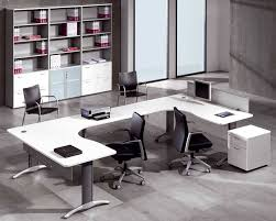 business office desk furniture business office ideas back to create cozy u shaped office desk