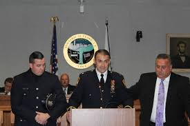 clark police department promotions new hires highlight township