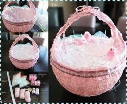 easter egg baskets to make homesteading easter egg baskets craft project the