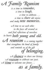 family reunion themes link to our past wall decal reunion