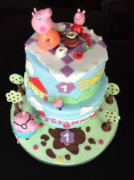peppa pig cake peppa pig birthday cake hobbycraft