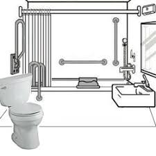 Ada Requirements For Bathrooms by Mobility Bathrooms Allow Access
