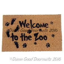 cat themed doormats cat free image about wiring diagram