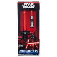 star wars bladebuilders the force awakens kylo ren deluxe