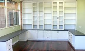 Custom Home Office Cabinets In Office Cabinet Built In Custom Home Office Cabinets In Custom