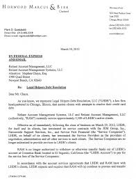 Client Termination Letter Legal Helpers Debt Resolution Sues Over Client Funds