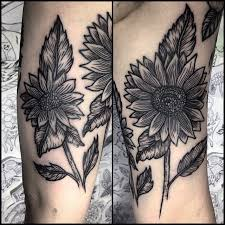 Leg Flower - leg flower tattoos large pictures to pin on tattooskid