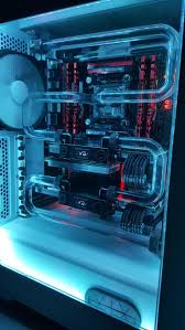 Computer Set Ups by Best 25 Liquid Cooled Pc Ideas On Pinterest Cool Gaming Setups