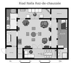 moroccan riad floor plan moroccan riad floor plan google search house pinterest
