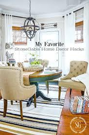 my home furniture and decor 10 favorite stonegable home decor hacks stonegable