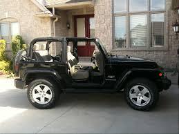 stanced jeep wrangler fa fashion