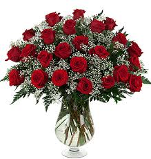 2 dozen roses 2 dozen roses vased gems stems
