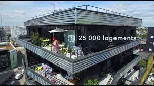 siege social nantes nantes habitat déménage siège social et change de logo vidéo